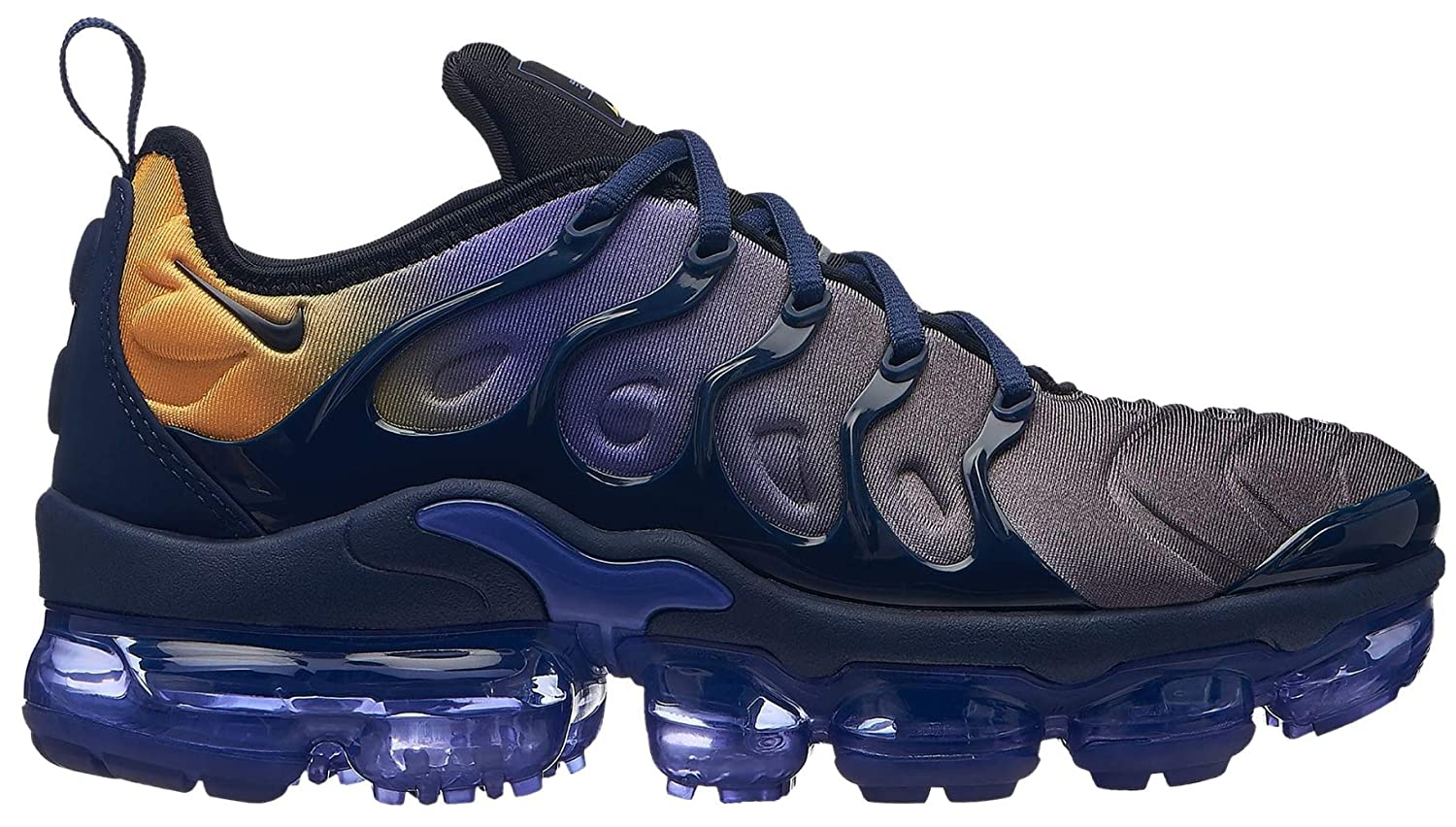 d24fb1b5ee7ce Amazon.com | Nike Womens Air Vapormax Plus Persian Violet/Black-Midnight  Navy Size 9.5 | Road Running