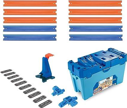 Hot Wheels - Track Builder, Caja Multiloopings, accesorios para ...