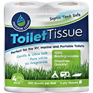 Aqua-Soft RV Toilet Tissue