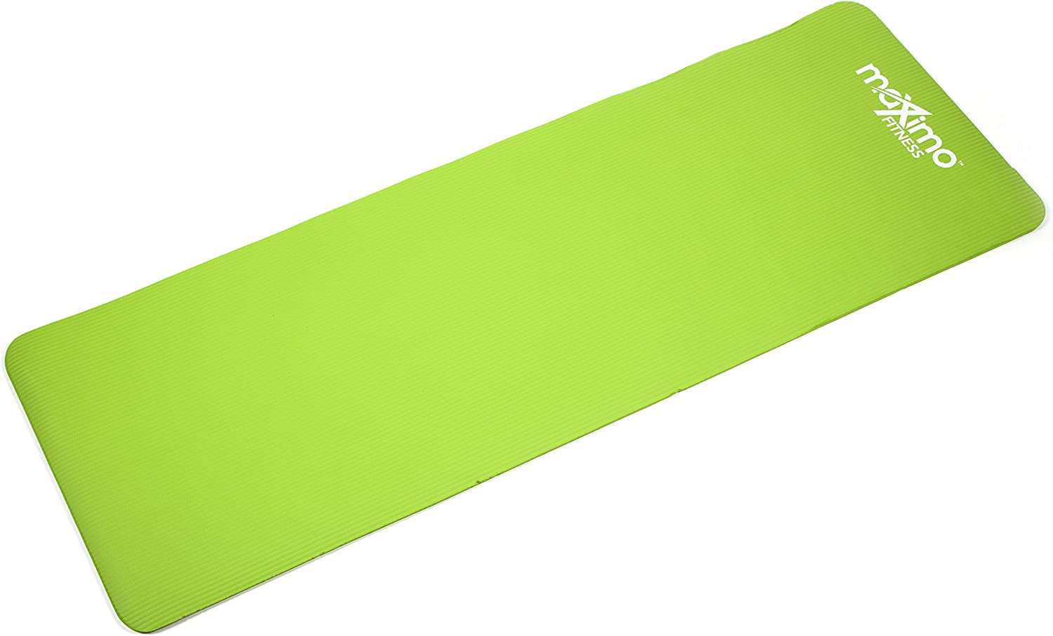 Sit-Ups Multi Purpose Pilates Gym Home 183 x 60 x 1.2 centimetres Perfect for Men and Women. Yoga Stretching Maximo Exercise Mat NBR Fitness Mat