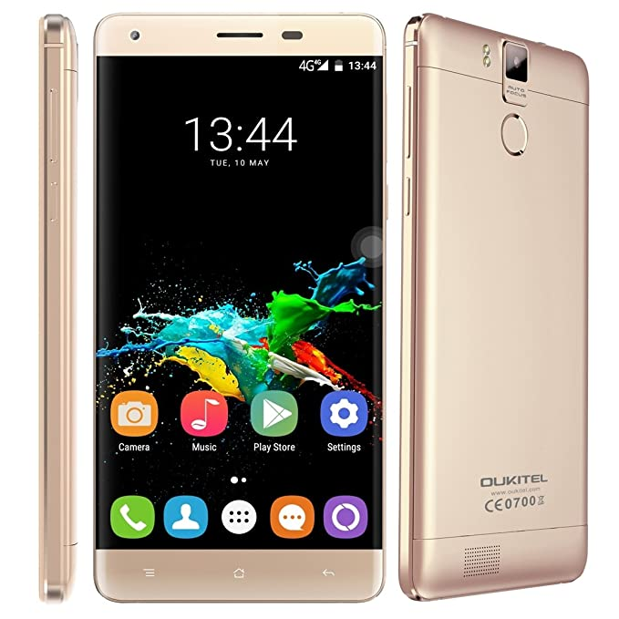 OUKITEL K6000 Pro 4G LTE 5.5 pulgadas Smartphone Android 6.0 ...