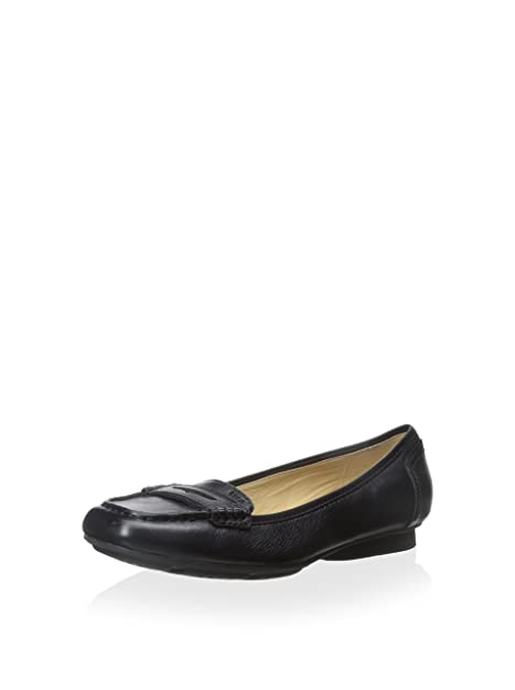 Geox Mocasines Clásicos D Stefany Negro EU 36: Amazon.es: Zapatos y complementos