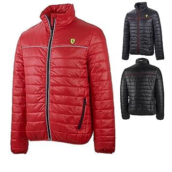 0ec0513530254 Ferrari New! 2015 Scuderia F1 Mens Padded Jacket Coat With Pockets ...