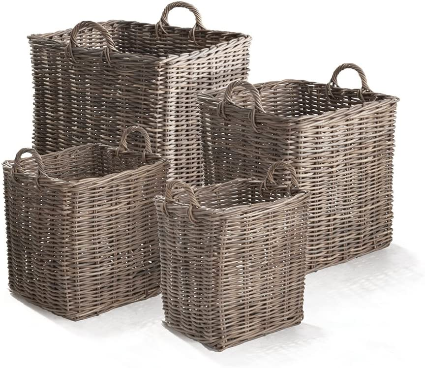 Normandy Square Apple Baskets