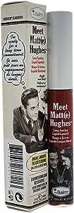 The Balm Meet Matte Hughes Long Lasting Liquid Lipstick - Trustworthy, 7.4 ml, Black