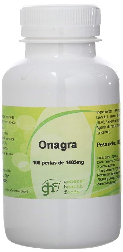 GHF - GHF Onagra 100 perlas 1400 mg