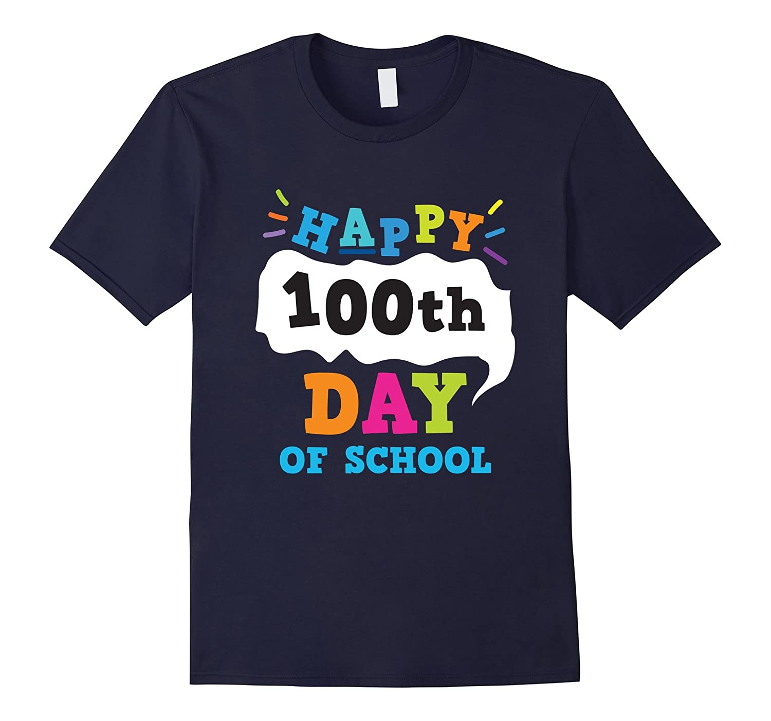 100th Day School Teacher Colorful-Awarplus