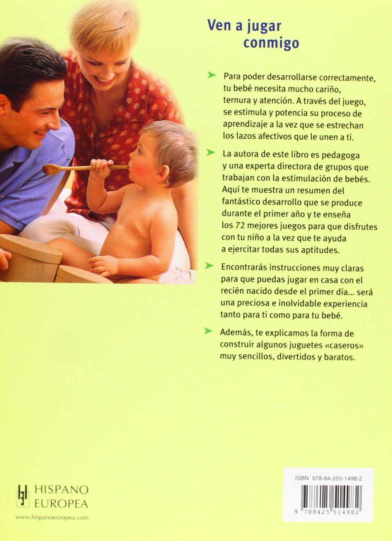 Juegos con bebes (Spanish Edition): Anne Pulkkinen: 9788425514982 ...