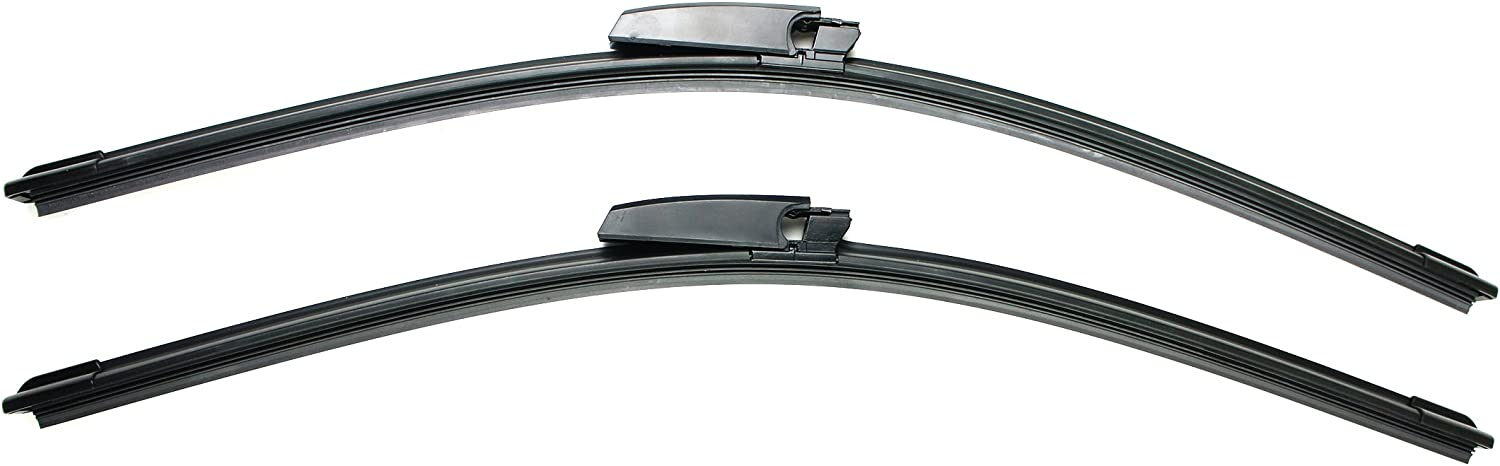 C5 A6 Windshield Wiper Blade Set Of 2 22 22 blades 2002-2008 EURO-BLADES for Audi B7 A4