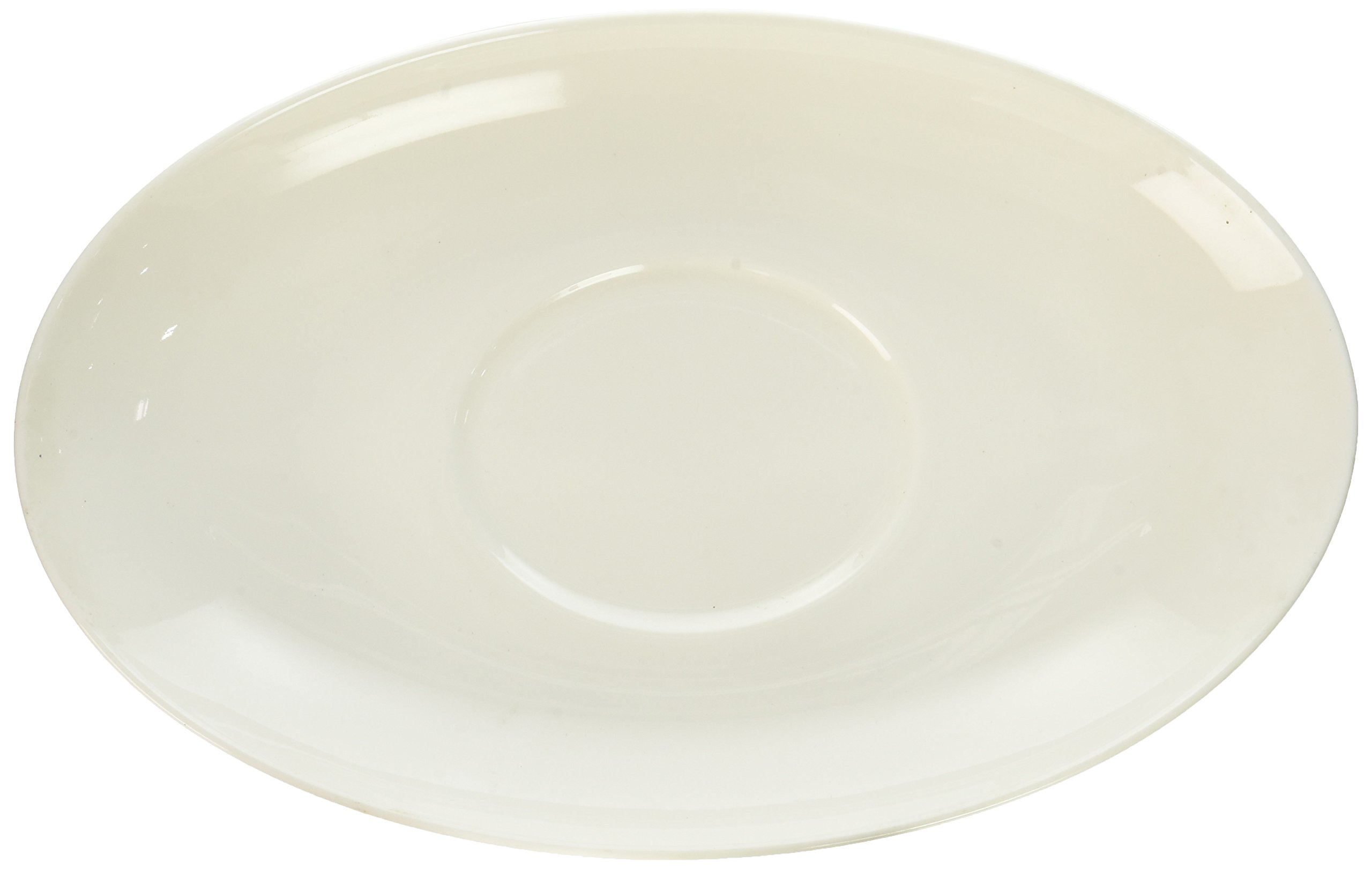 Wedgwood White Leigh Gravy Stand by Wedgwood (Image #1)