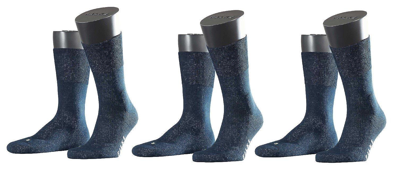 FALKE Unisex Socken, 3er Pack 13029