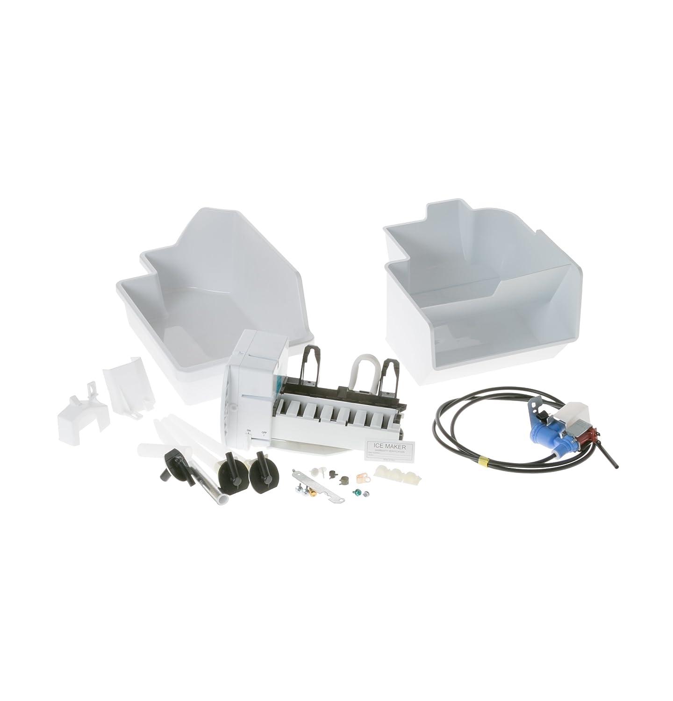General Electric Refrigerator IM6D Icemaker Kit, White