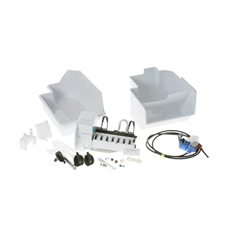 General Electric Refrigerator IM6D Icemaker Kit, White on