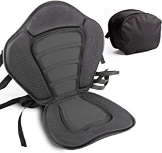 Leadpro Deluxe Kayak Seat Boat Seat Fishing Seat Detachable Paddle-Board Seat