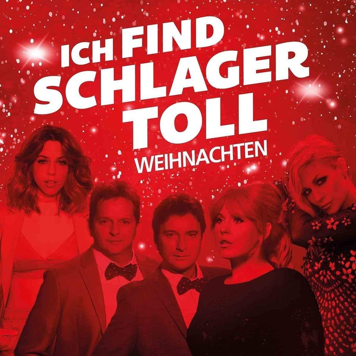 Ich Find Schlager Toll-Weihnachten - Various: Amazon.de: Musik