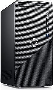 Dell Inspiron 3880 2020 Premium Desktop I 10th Gen Intel Octa-Core i7-10700 (Up to 4.8Ghz) I 12GB DDR4 256GB SSD + 1TB HDD I Intel UHD Graphics 630 HDMI VGA WiFi No-DVD Win10