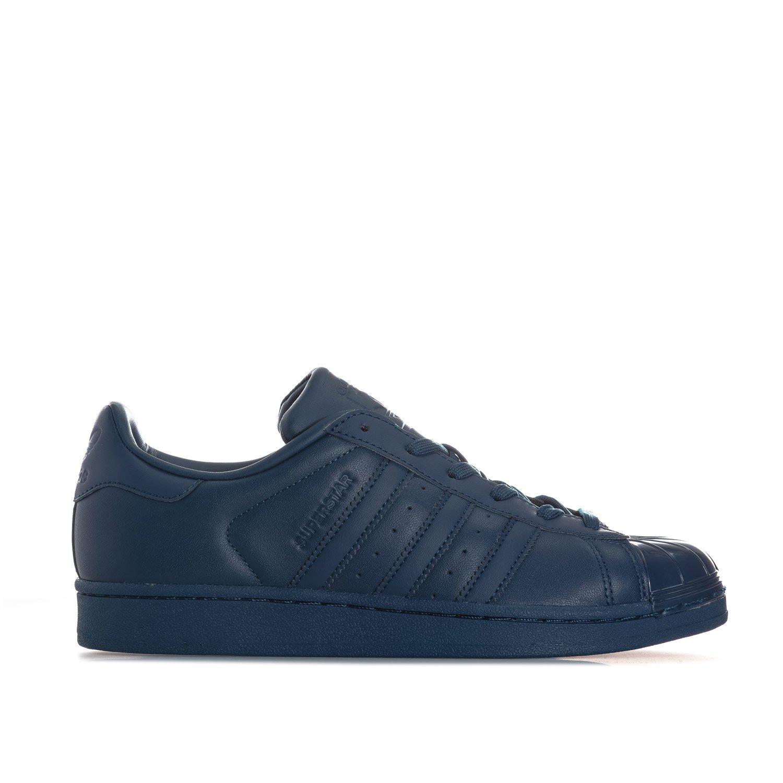 Adidas  Damen Turnschuhe Blau blau