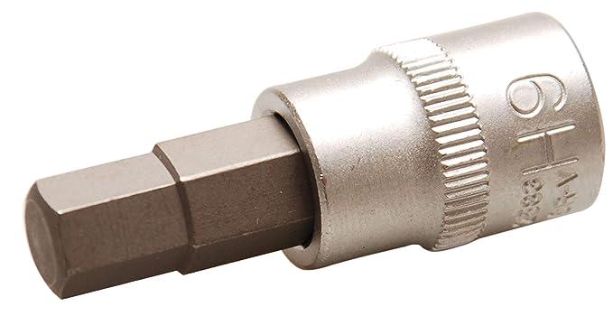 10 mm Innen-6-kant BGS Bit-Einsatz 3//8 Zoll 5 mm 2578