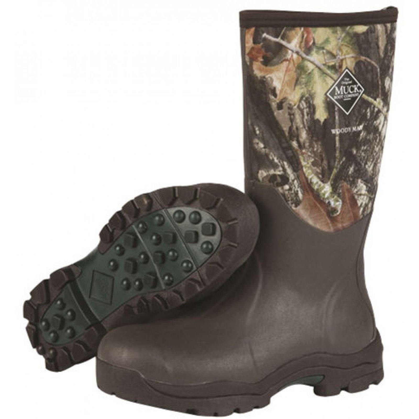 Muck Boots Womens Woody Max Boot - Womens 8
