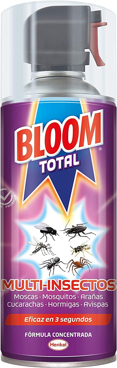 Bloom Total Multi-insectos Aerosol 400ml
