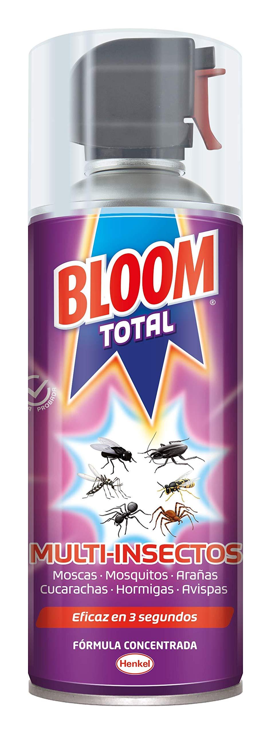 Bloom Total Multi-Insectos Aerosol - 400ml