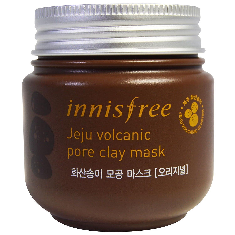 Innisfree - jeju volcanic pore clay mask - facial care, 50 Grams 88061469915