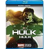 The Incredible Hulk [Blu-ray + Digital] (Bilingual)