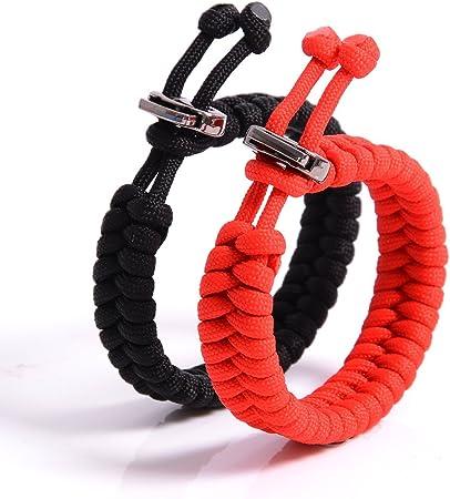 The Friendly Swede Paracord Survival Bracelet