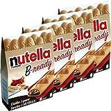 Nutella Bready 8 pieces, 152,8g (Packung von 4)