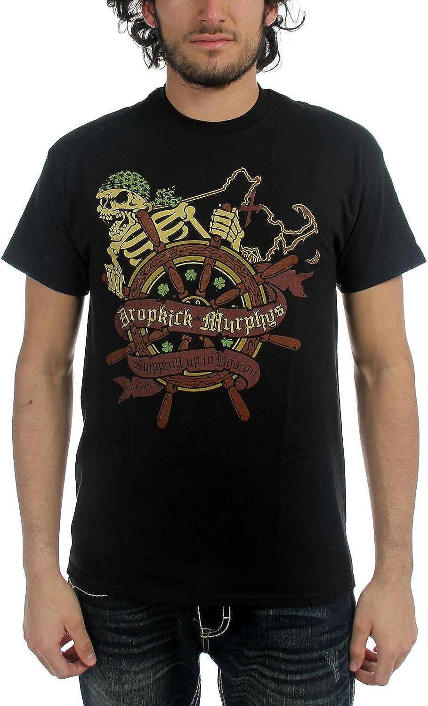 ill Rock Merch Dropkick Murphys Knotwork Flag T-Shirt