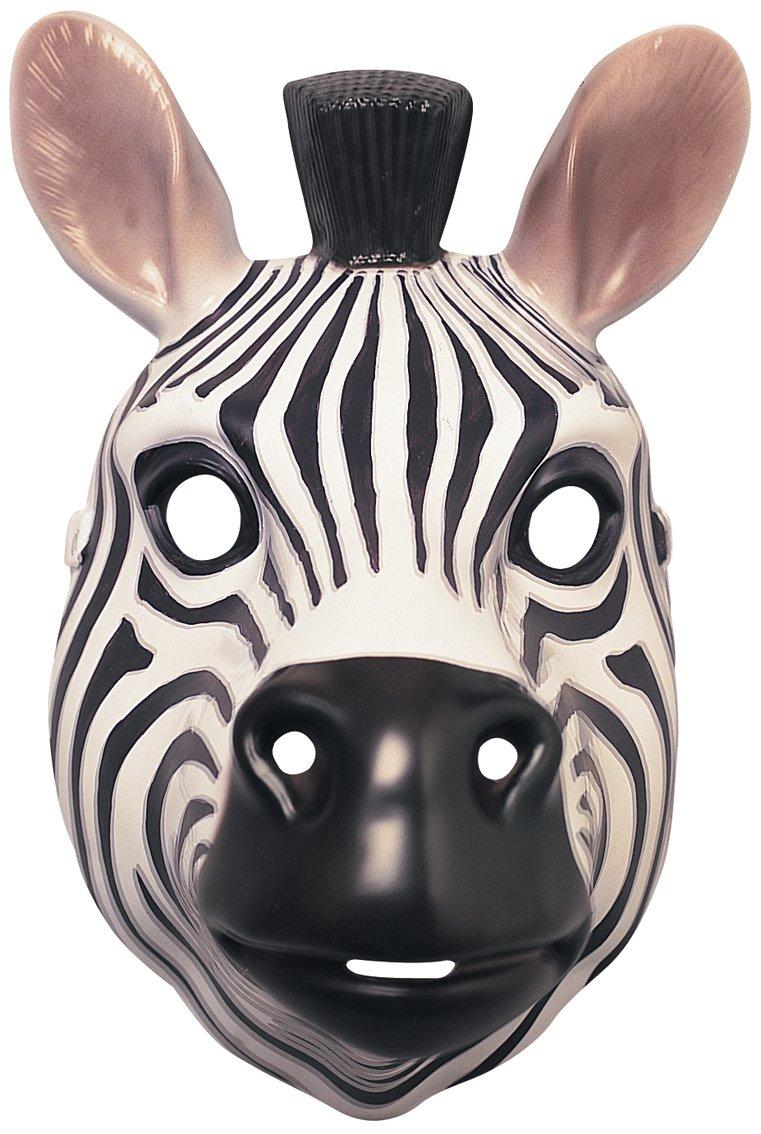 Rubie's Costume Co. Animal Mask Zebra Costume