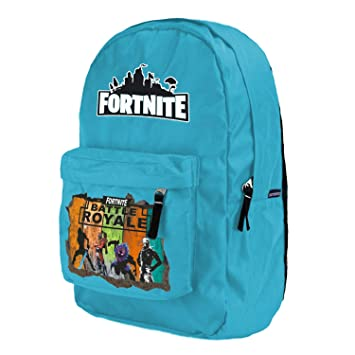 2385a7856819b Amazon.com  Fortnite Backpack Battle Royale Classic Superbreak School Bag  Notebook Daily 15 inch Laptop Backpack (Classic