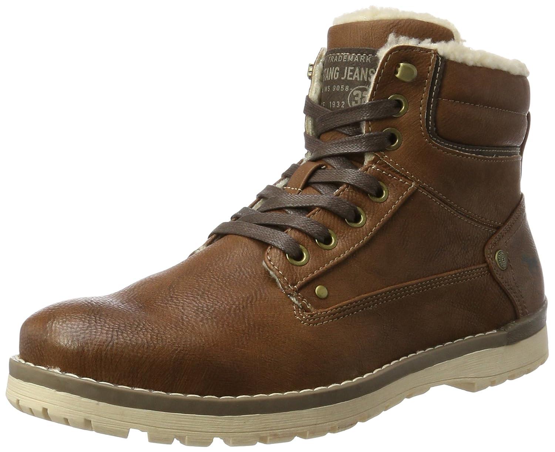 finest selection 1707f 3c774 Mustang Herren Kurzschaft Stiefel: Amazon.de: Schuhe ...