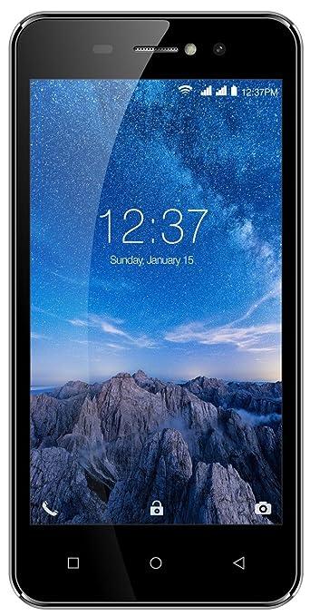 Intex Aqua Amaze Plus Mobile Phone  Grey, 8 GB  Smartphones