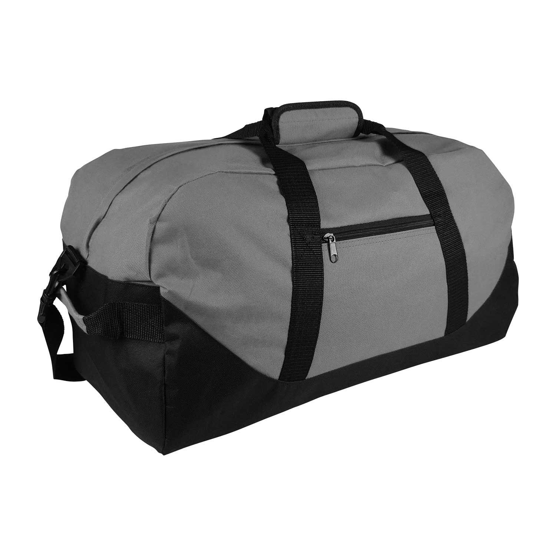 5baf65b56151 21 Large Duffle Bag with Adjustable Strap DALIX Holiday Gifts