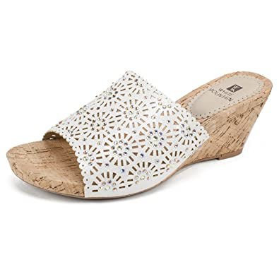 b9f3d505d6439 WHITE MOUNTAIN Shoes Adira Women's Wedge