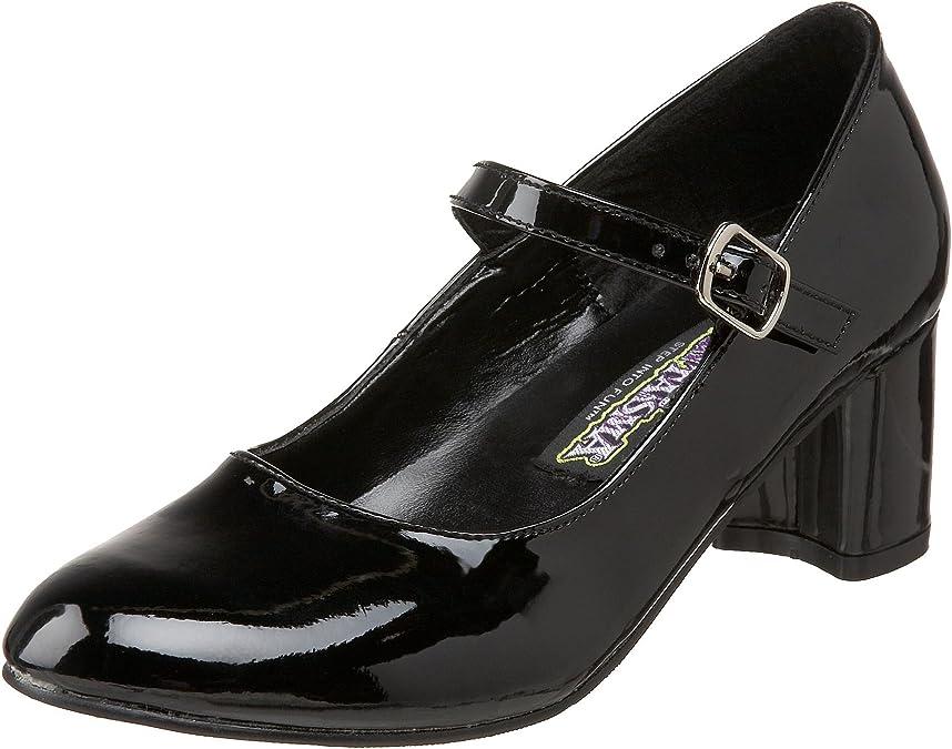 TALLA 42 EU. Funtasma SCHOOLGIRL-50 - Zapatos con tacón para mujer