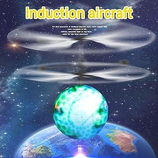 Hanbaili Giocattoli volanti della palla dei bambini, RC a infrarossi di induzione infrarossa del modello della palla di RC Shinning incorporata che cambia illuminazione a LED per i bambini, adolescent Cewaal