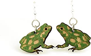 product image for Frog Earrings