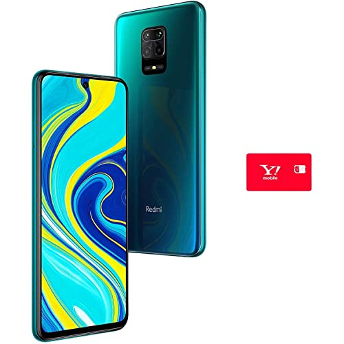 Redmi Note 9S 4GB/64GB オーロラブルー
