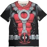 Marvel I am Deadpool Sublimated Men's Costume T-Shirt