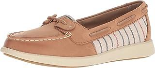 Sperry Top-Sider Women's Oasis Loft Boat Shoe, Tan, 7 Medium US