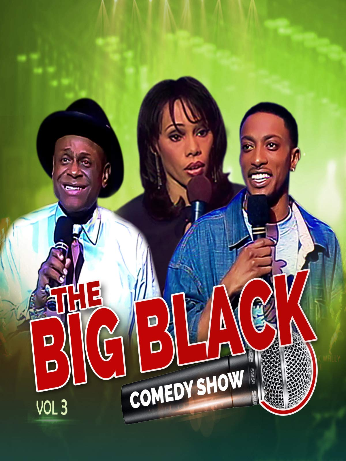 The Big Black Comedy Show, Vol. 3