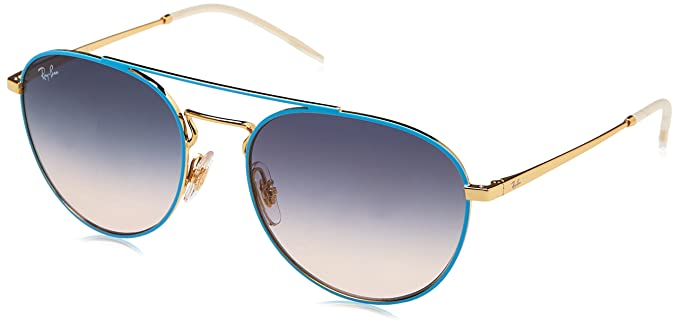 Ray-Ban RAYBAN 0RB3589 9057I9 55, Montures de Lunettes Femme, Or (Gold 745a44911925