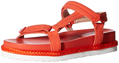 30757c22600b87 Amazon.com  Taryn Rose Women s Lydia Lux Stretch Flat Sandal  Shoes