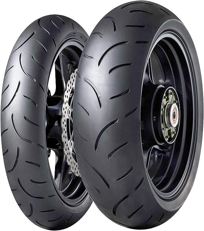 Dunlop Qualifier 2 120//70 17 180//55 17 M V Agusta Brutale 2001-2019 Paire de pneus