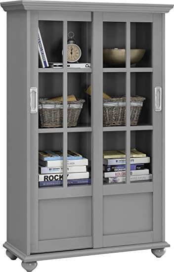 Amazon Com Ameriwood Home Altra Aaron Lane Bookcase With