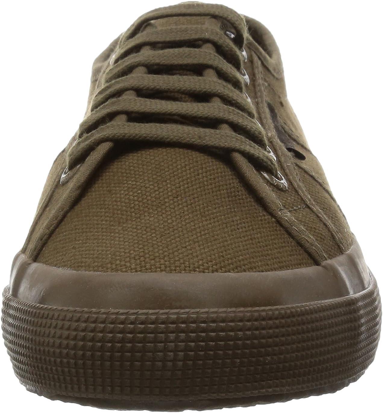 Superga 2750 Cotu Classic, Baskets Basses Mixte Adulte Vert Military Green 905