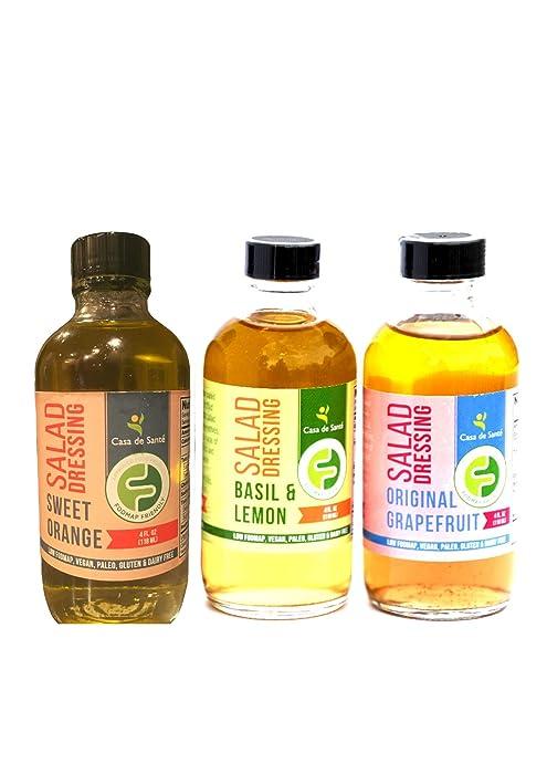 The Best Green Garden Balsamic Herb Dressing