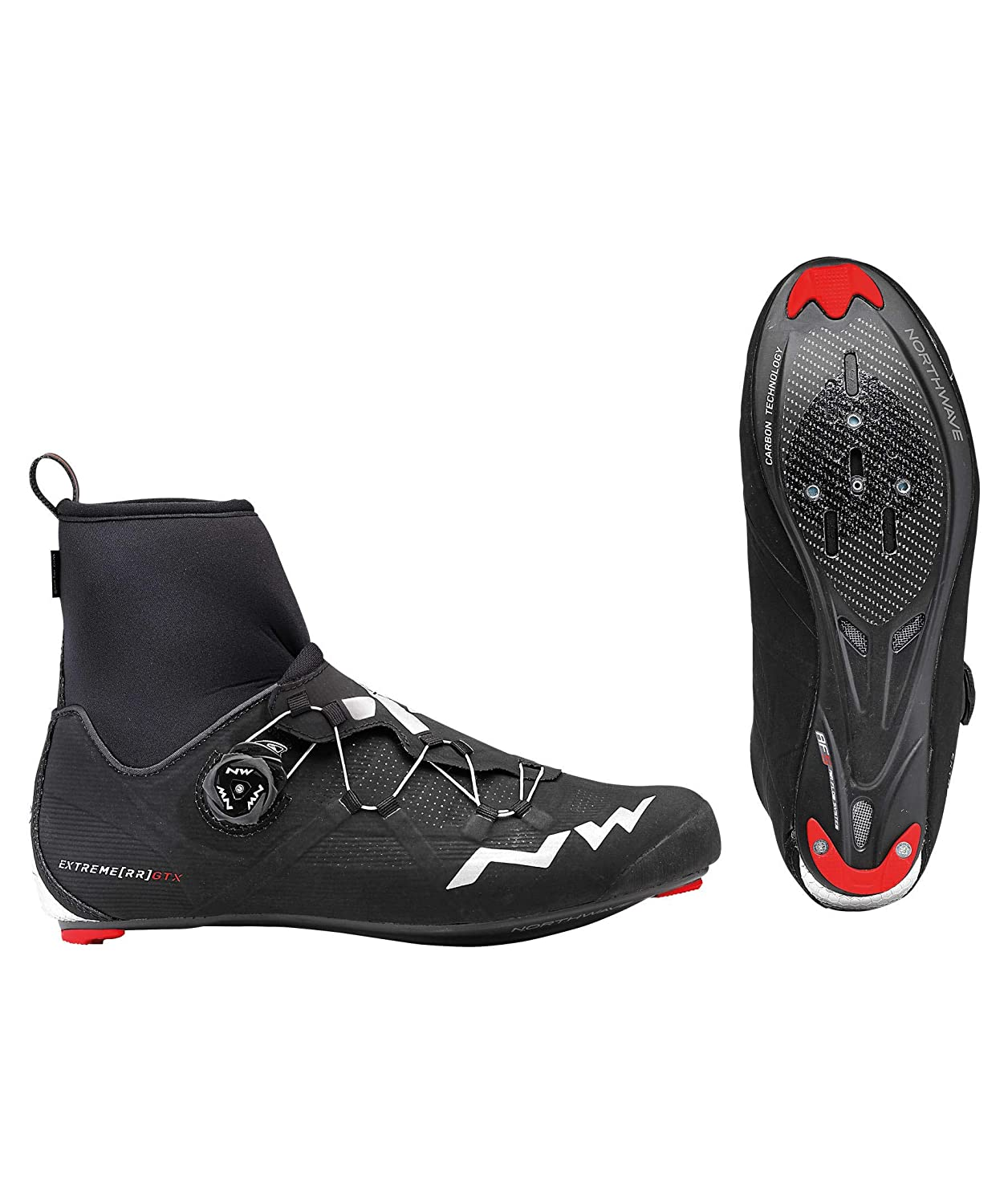 ccd1539544d Amazon.com: Northwave Extreme RR 2 GTX Black: Sports & Outdoors